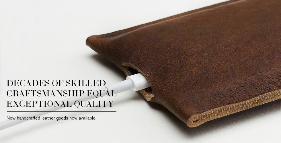 Shop Shinola Leather Goods